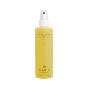 Body & Massage Oil Natural