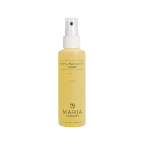 Body & Massage Oil Ginger