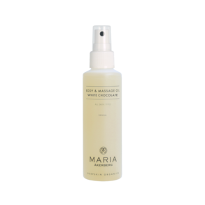 Body & Massage Oil White Chocolate